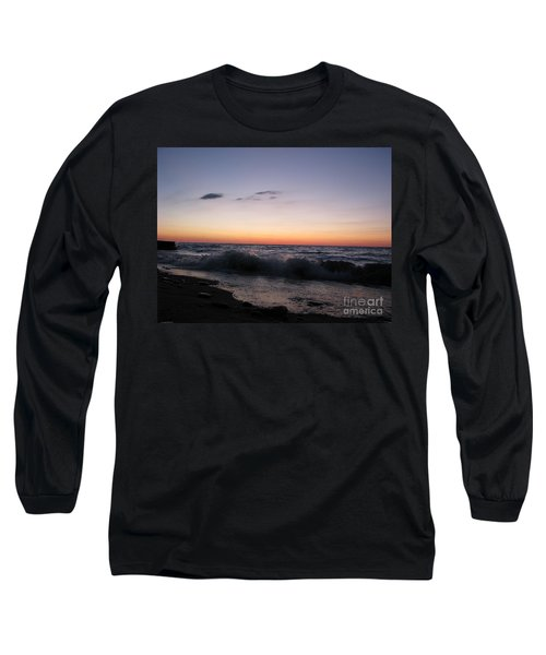 Sunset II Long Sleeve T-Shirt by Michael Krek
