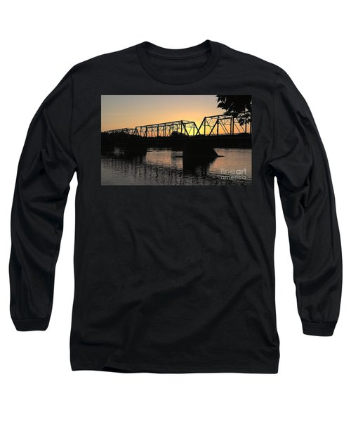 Sunset In June Long Sleeve T-Shirt