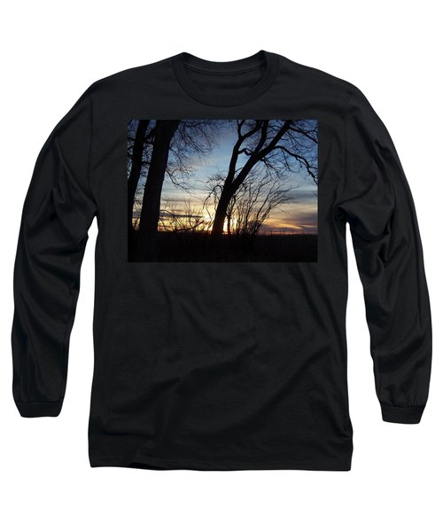 Idaho Sunset 1 Long Sleeve T-Shirt
