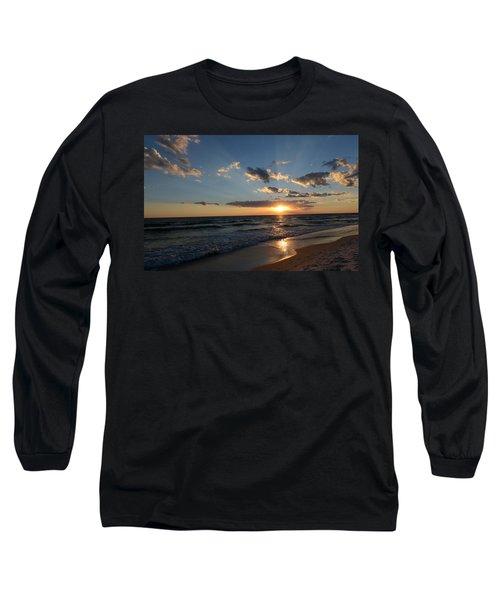 Sunset On Alys Beach Long Sleeve T-Shirt