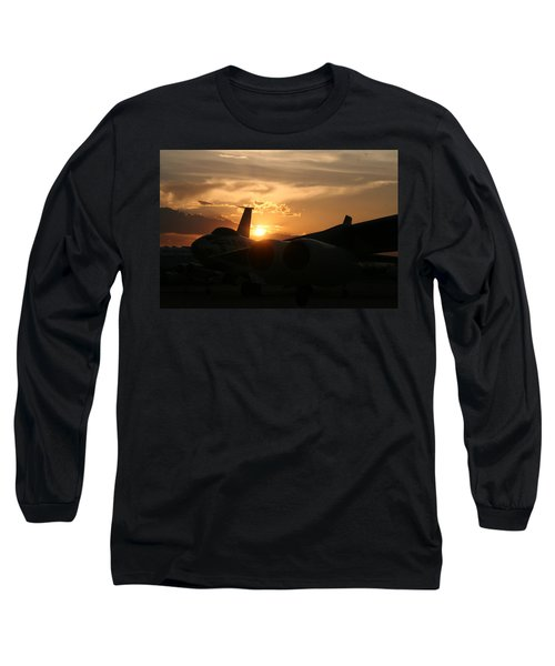 Sunset On The Cold War Long Sleeve T-Shirt