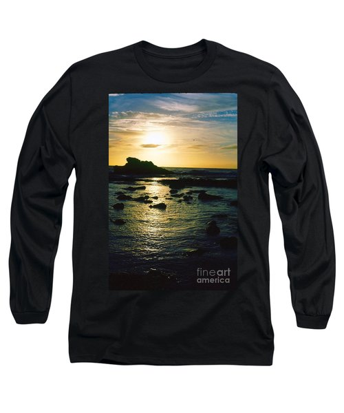 Sunset Reflections Long Sleeve T-Shirt