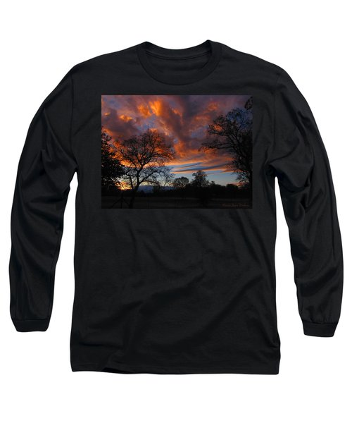 Sunset September 24 2013 Long Sleeve T-Shirt