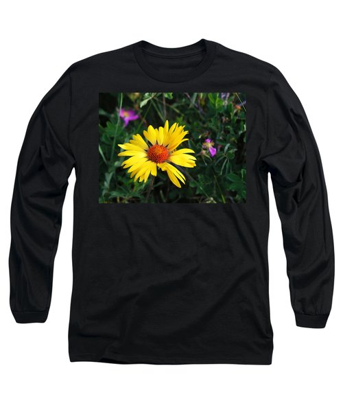 Long Sleeve T-Shirt featuring the photograph Sunshine by Craig T Burgwardt