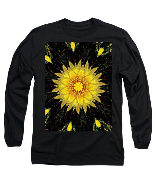 Sunshine Lily Long Sleeve T-Shirt