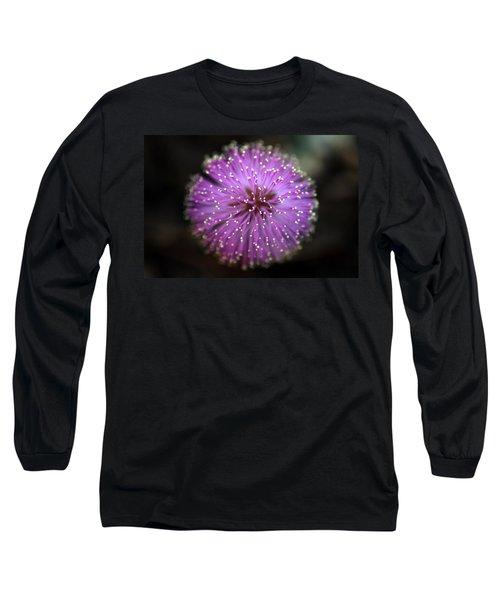 Long Sleeve T-Shirt featuring the photograph Sunshine Mimosa by Greg Allore