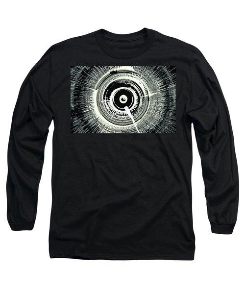 Super Nova Black Long Sleeve T-Shirt