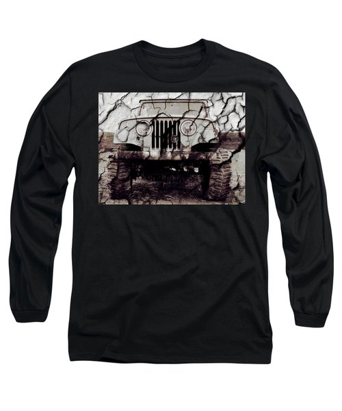 Super Swamper Commando Long Sleeve T-Shirt