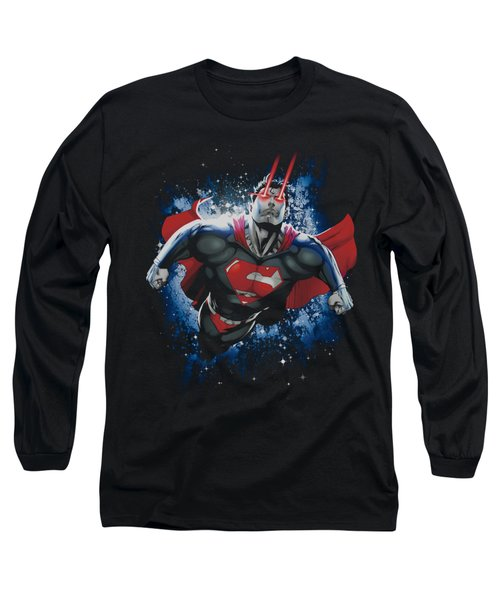 Superman - Stardust Long Sleeve T-Shirt