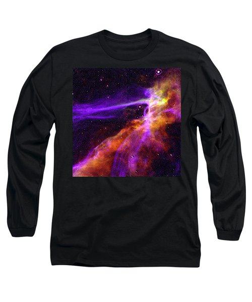 Supernova In Cygnus Long Sleeve T-Shirt