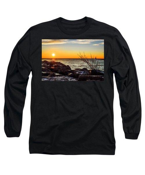 Surprise Sunrise Long Sleeve T-Shirt