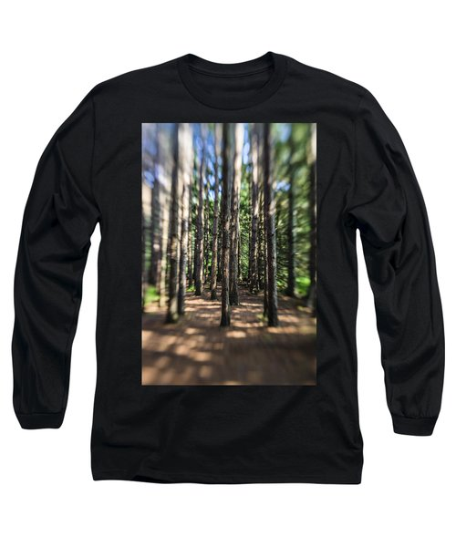 Surreal Forest Long Sleeve T-Shirt