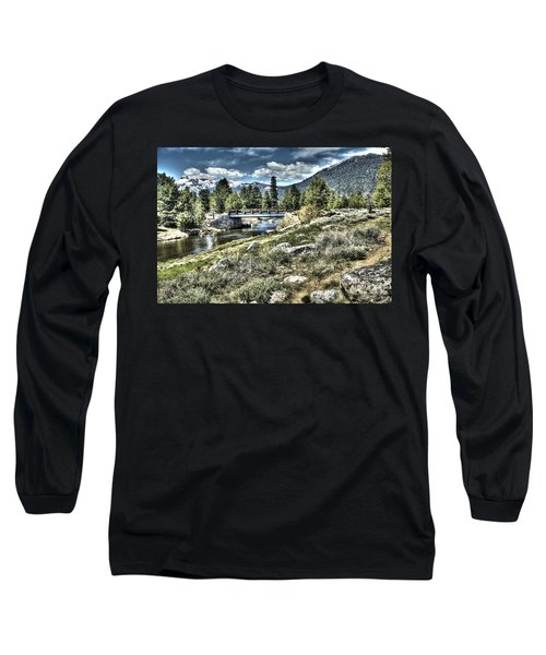 surreal Hope Valley Long Sleeve T-Shirt
