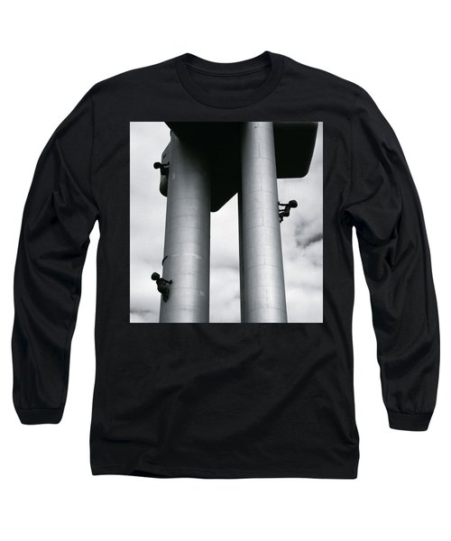 Surrealist Art Long Sleeve T-Shirt