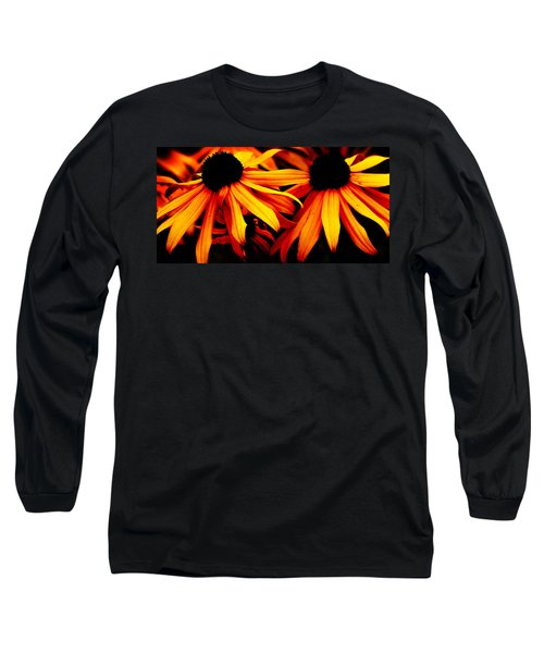 Susans On Fire Long Sleeve T-Shirt