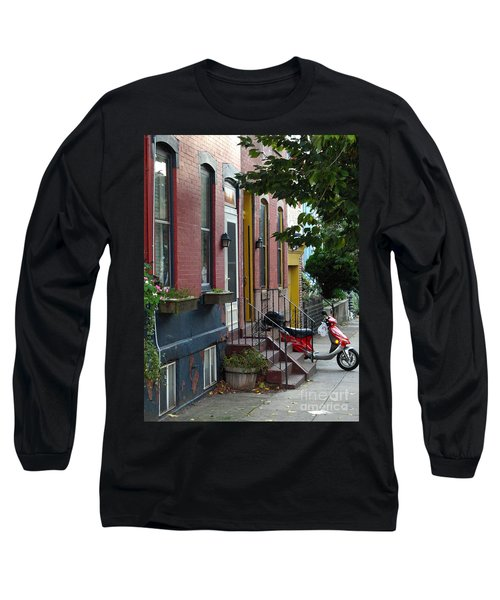 Swain Street Long Sleeve T-Shirt