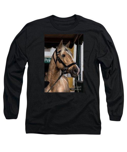 Long Sleeve T-Shirt featuring the photograph Sweet Caramel by Edgar Laureano