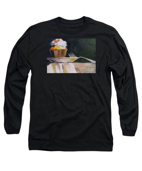 Sweet Cupcake Long Sleeve T-Shirt