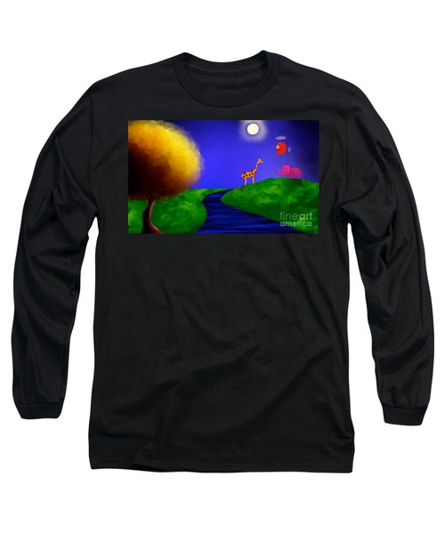 Sweet Dreams Long Sleeve T-Shirt