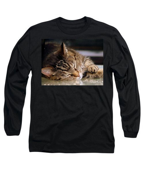 Sweet Dreams Long Sleeve T-Shirt by Eunice Miller