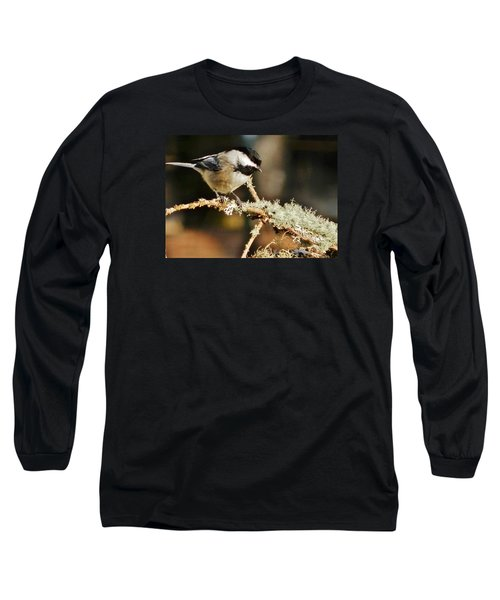 Sweet Little Chickadee Long Sleeve T-Shirt