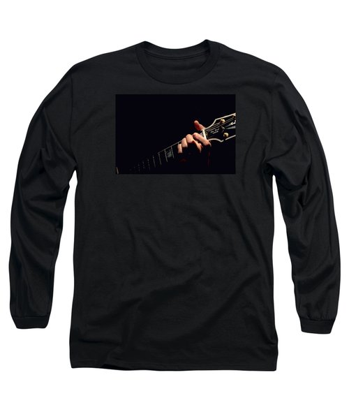 Sweet Sounds Long Sleeve T-Shirt by John Stuart Webbstock