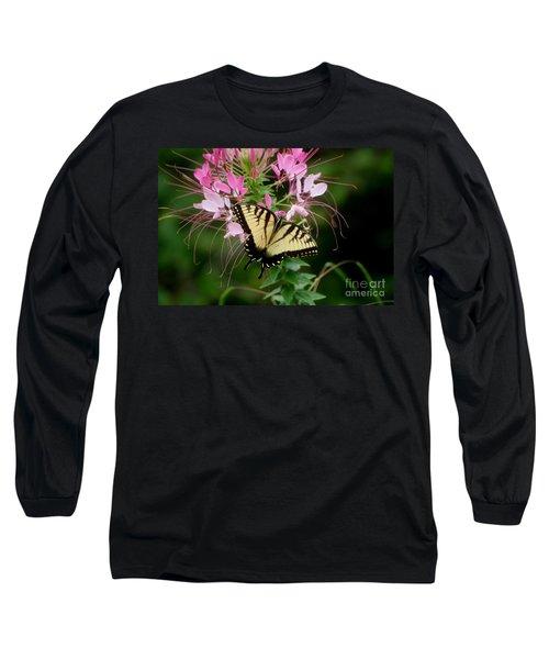 Sweet Swallowtail Long Sleeve T-Shirt