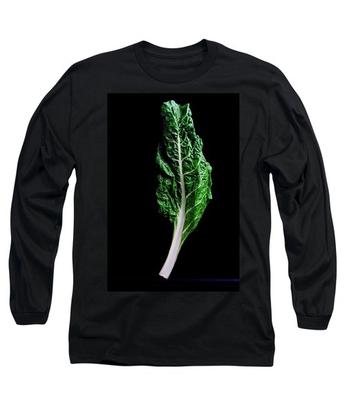 Swiss Chard Long Sleeve T-Shirt