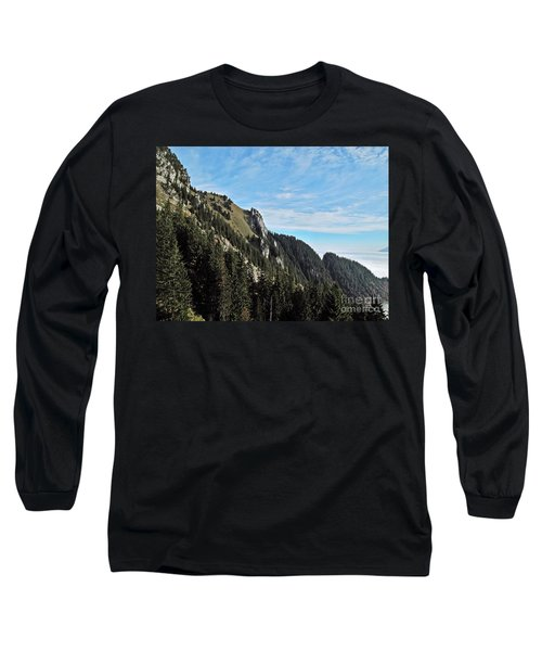 Swiss Sights Long Sleeve T-Shirt