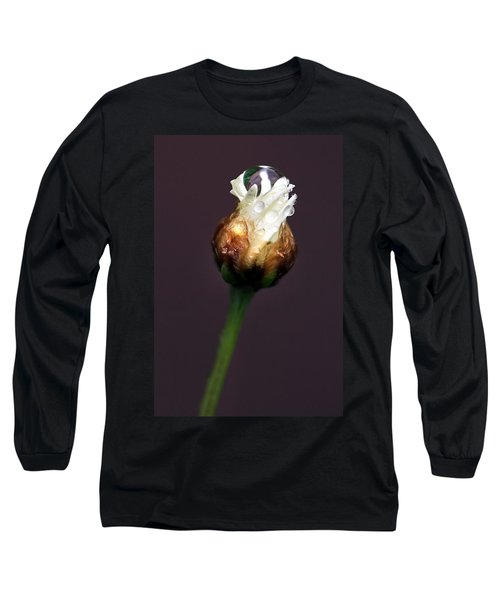 Long Sleeve T-Shirt featuring the photograph Synergy I by Marion Cullen