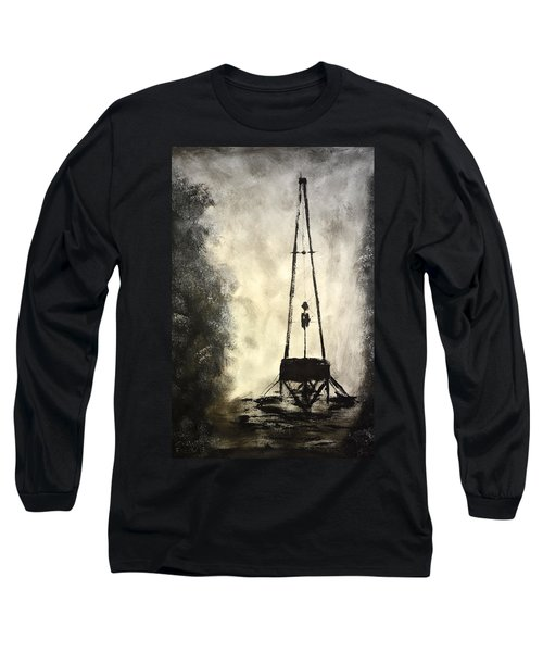 T. D. Long Sleeve T-Shirt by Shawn Marlow