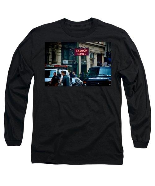 Tadich Grill Long Sleeve T-Shirt