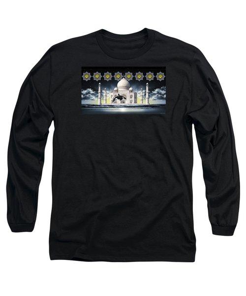 Taj Long Sleeve T-Shirt by Scott Ross