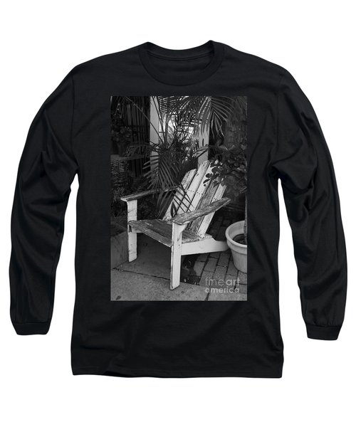 Take A Load Off Long Sleeve T-Shirt