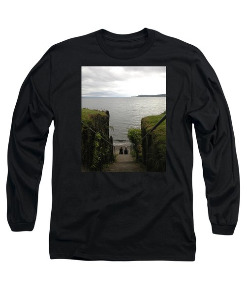 Take In The View Long Sleeve T-Shirt