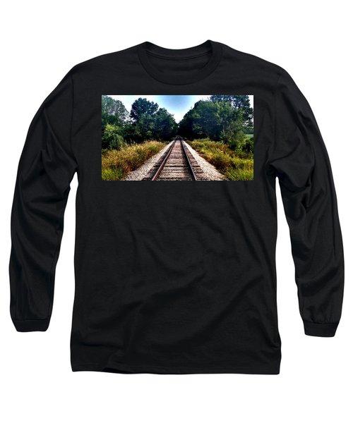Take Me Home Long Sleeve T-Shirt by Chris Tarpening