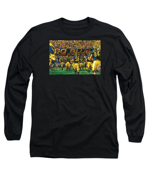 Take The Field Long Sleeve T-Shirt by John Farr