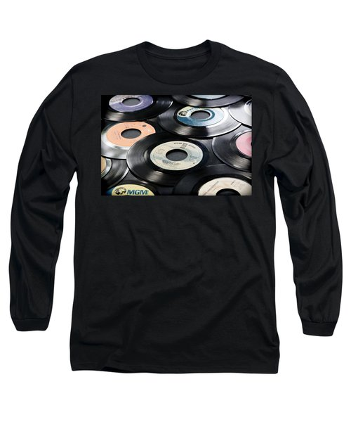 Take Those Old Records Off The Shelf Long Sleeve T-Shirt