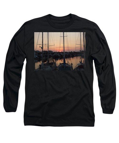 Tall Ships Long Sleeve T-Shirt