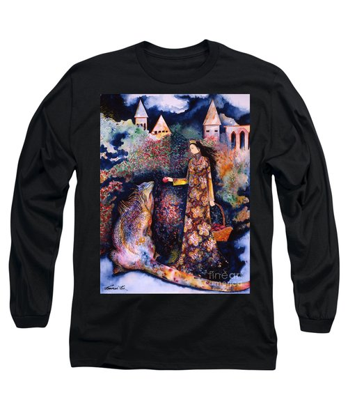 Taming Of The Dragon Long Sleeve T-Shirt