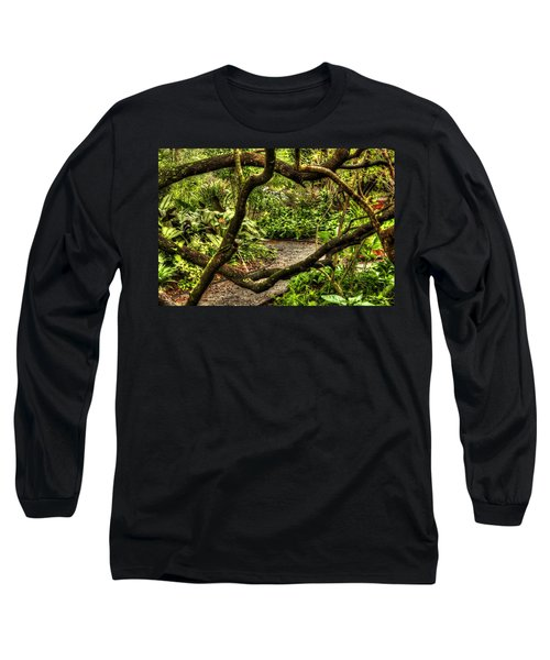 Tangled Path Long Sleeve T-Shirt