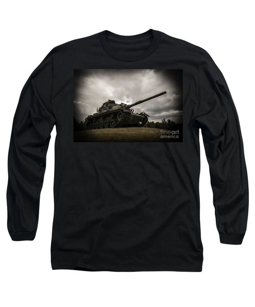 Tank World War 2 Long Sleeve T-Shirt