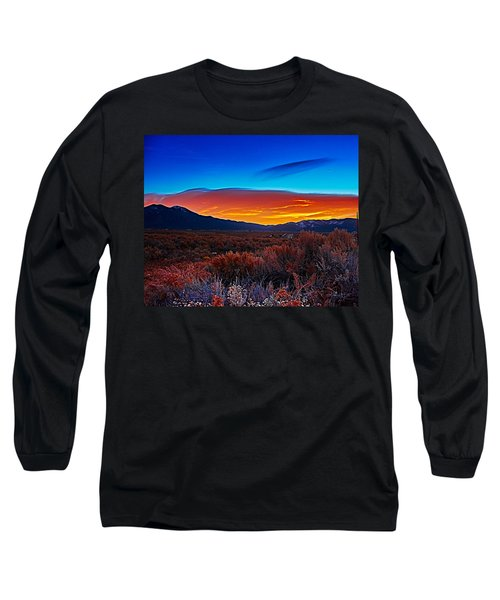 Taos Sunrise X Long Sleeve T-Shirt