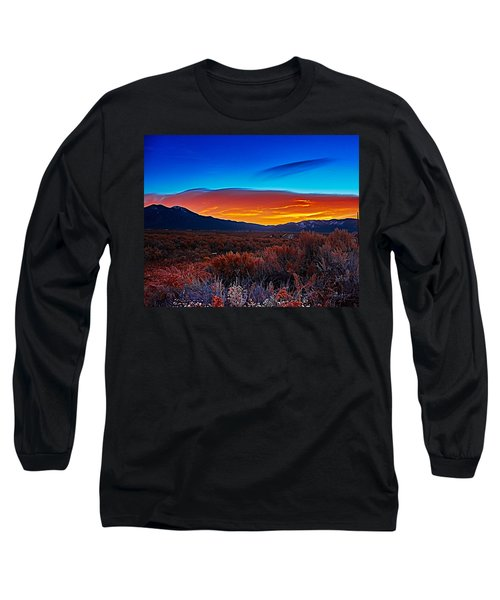 Taos Sunrise X Long Sleeve T-Shirt