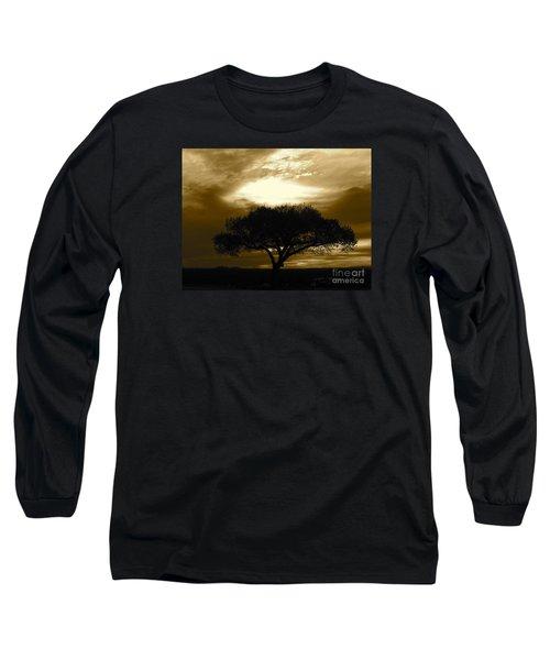 Taos Tree Long Sleeve T-Shirt