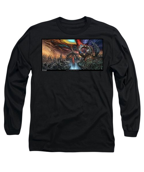 Tapped Into Obscurity  Long Sleeve T-Shirt