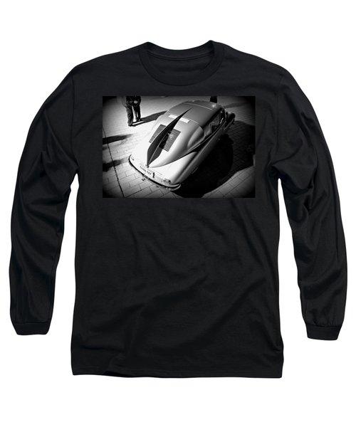 Tatra Noir Long Sleeve T-Shirt