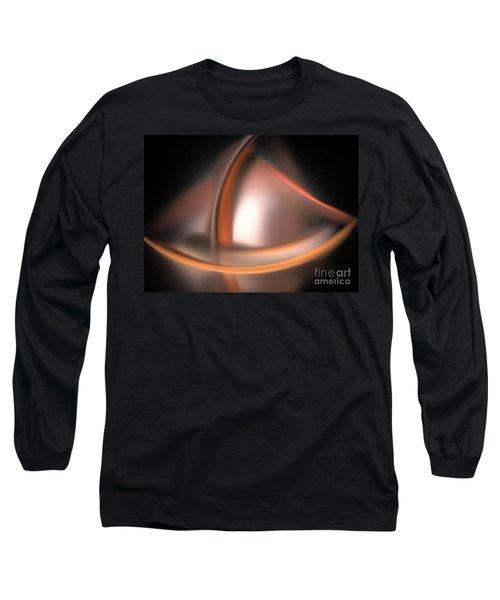 Tau Ceti Long Sleeve T-Shirt by Kim Sy Ok