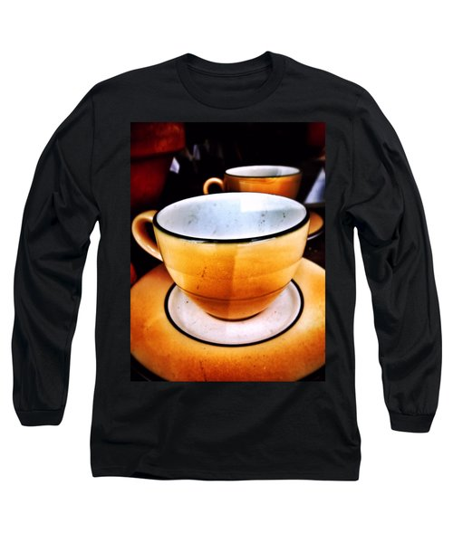 Tea For Two Long Sleeve T-Shirt