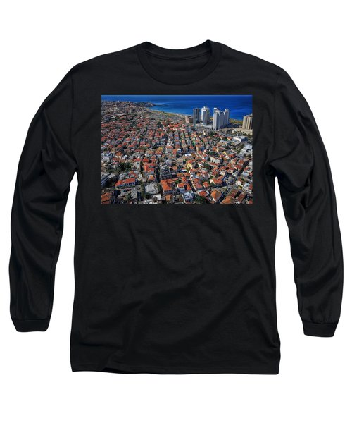 Tel Aviv - The First Neighboorhoods Long Sleeve T-Shirt